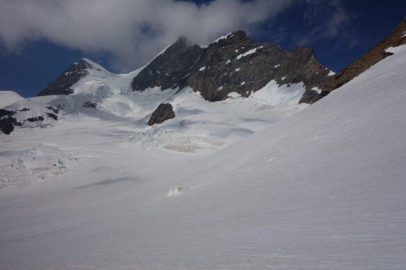 Foto von der Jungfrau