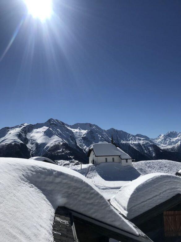Kapelle Maria zum Schnee Bettmeralp