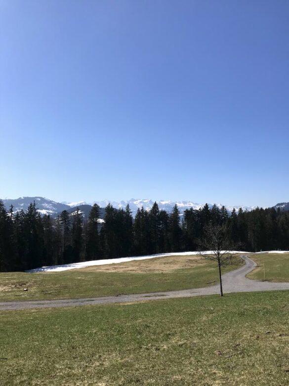 Ausblick bei St. Jost