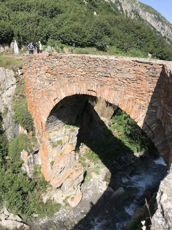 Brücke bei Ladstafel