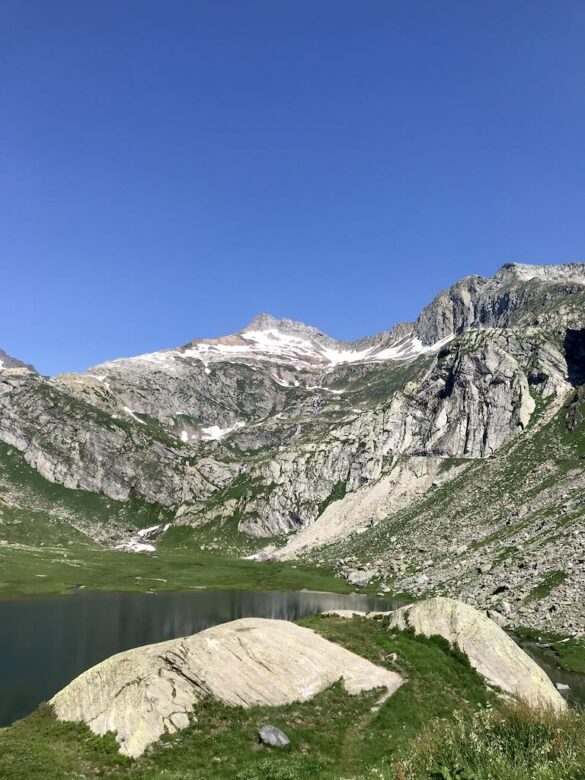 Lago Bianco bei Robièi