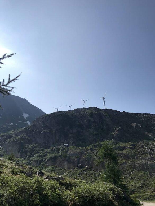 Windpark Gries