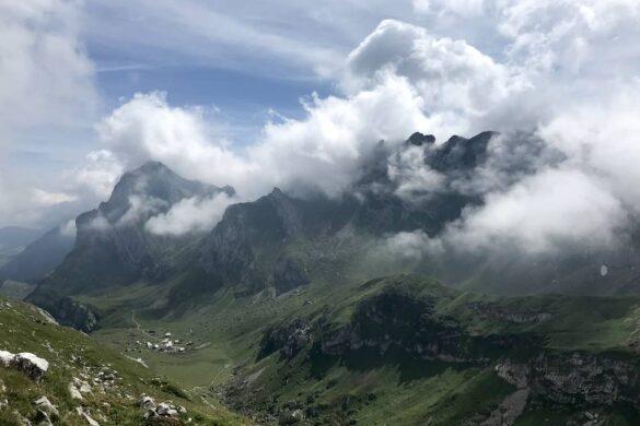 Marwees, Meglisalp, Hundstein im Alpstein