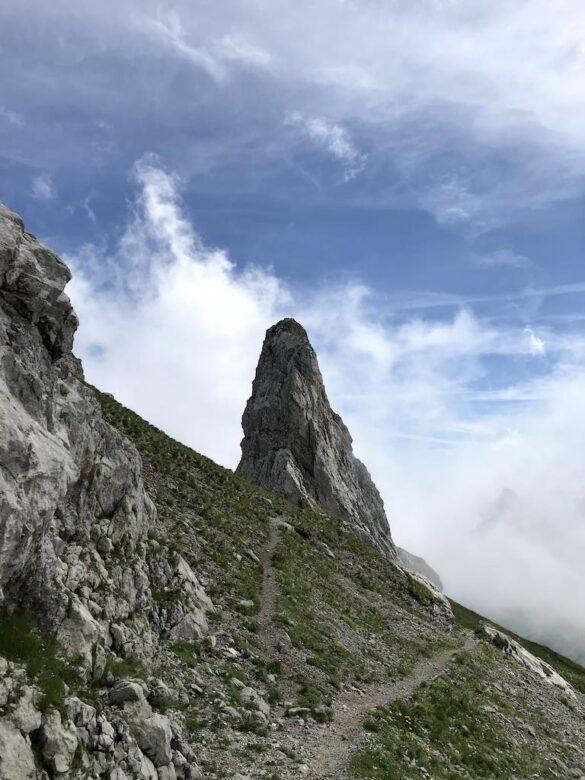 Wagenlücke im Alpstein