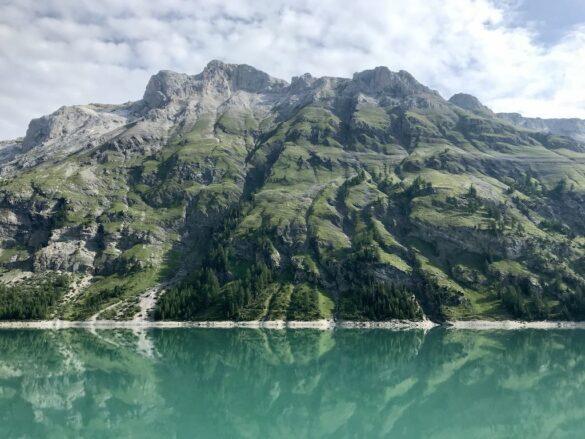 Lac de Tseuzier mit Wetzsteihore