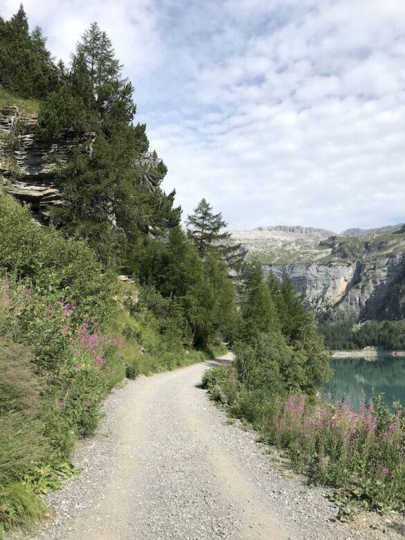 Wanderweg Bergstrasse
