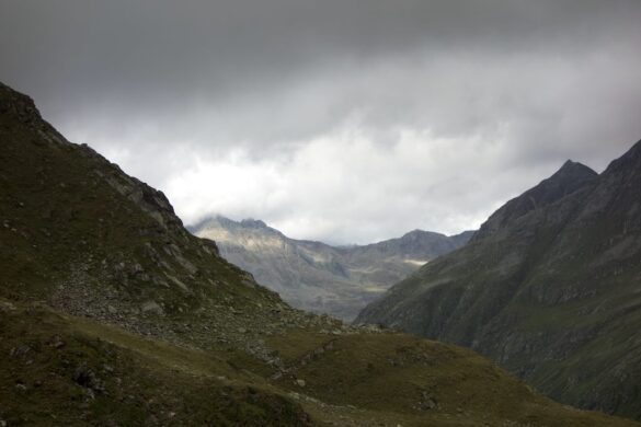 Aussicht ins Val Grialetsch