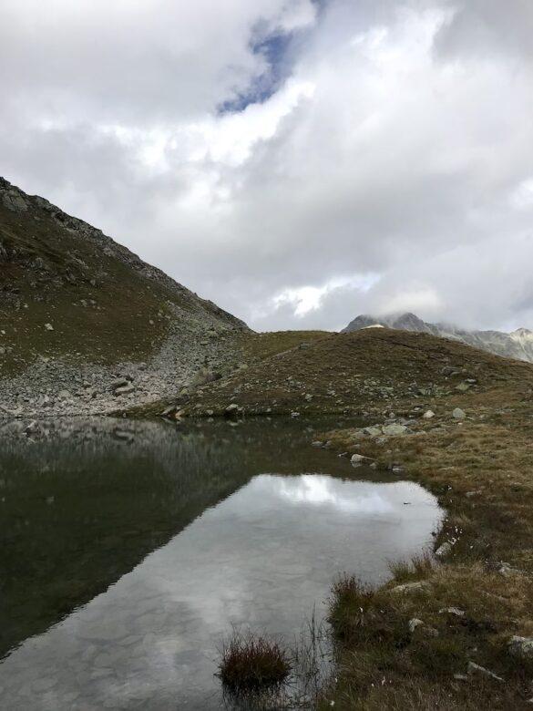 Bergsee im Val Grialetsch