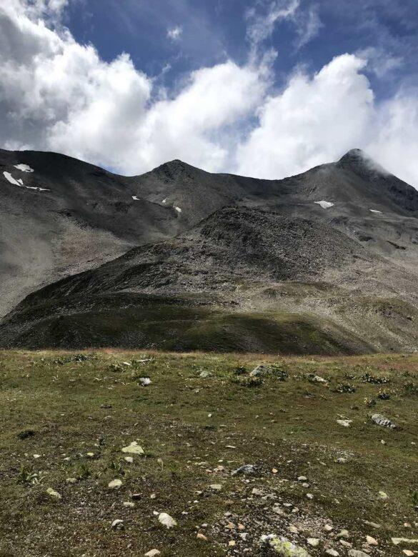 Bergwelt im Val Es-cha