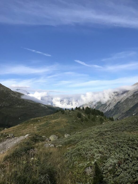 Blick ins Val Tuors