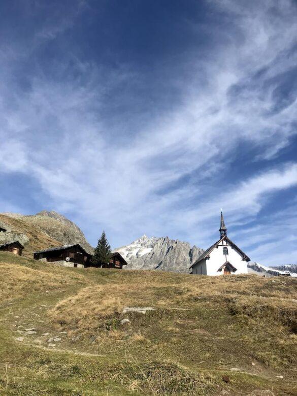 Kapelle bei Belalp