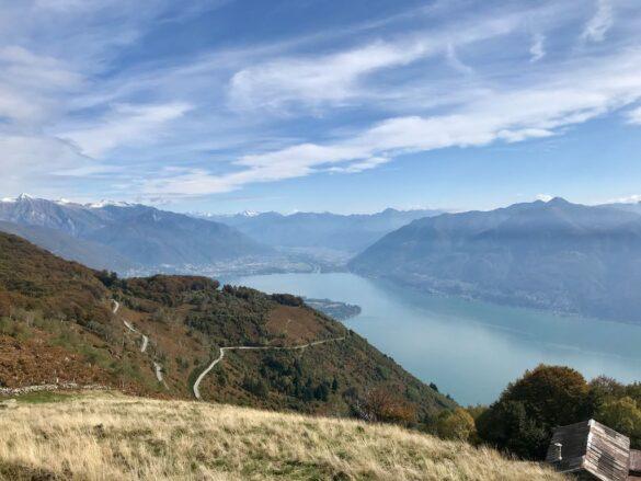 Lago Maggiore und Magadinoebene