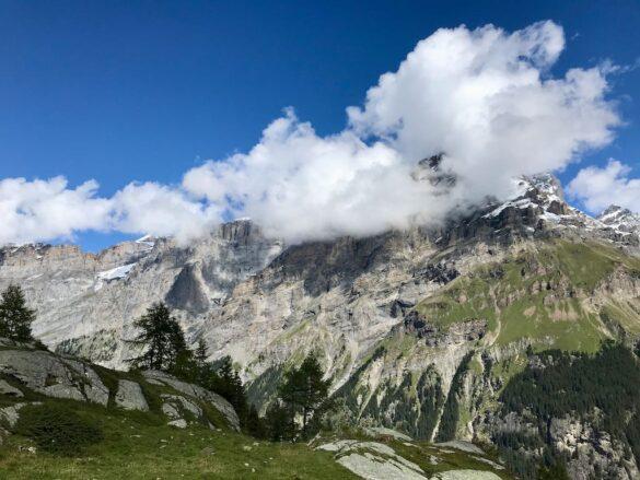 Blick Richtung Doldenhorn