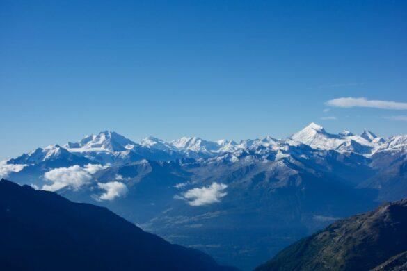 Die Walliser Alpen
